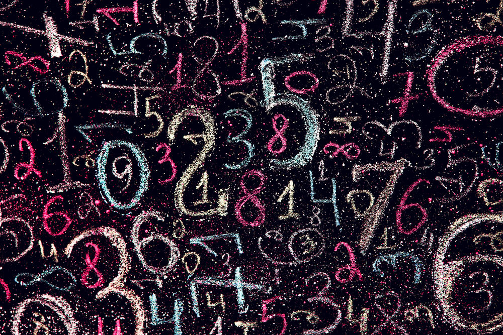 Numerologija, brojevi