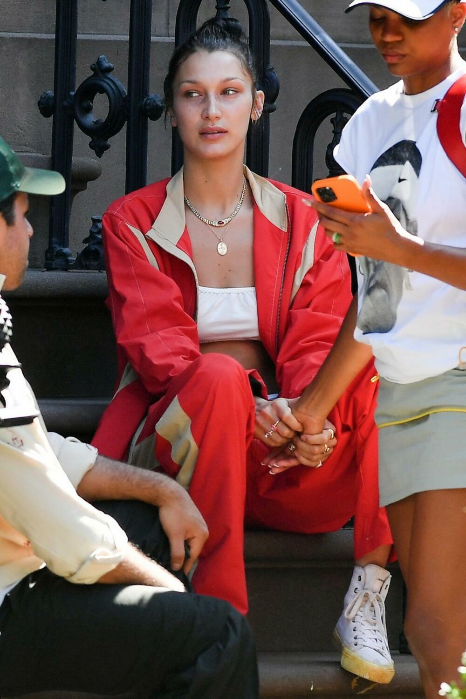 <p>Prema studiji poznatog estetskog hirurga Džulijana de Silve, poznata manekenka Bela Hadid je najlepša na svetu.</p>
