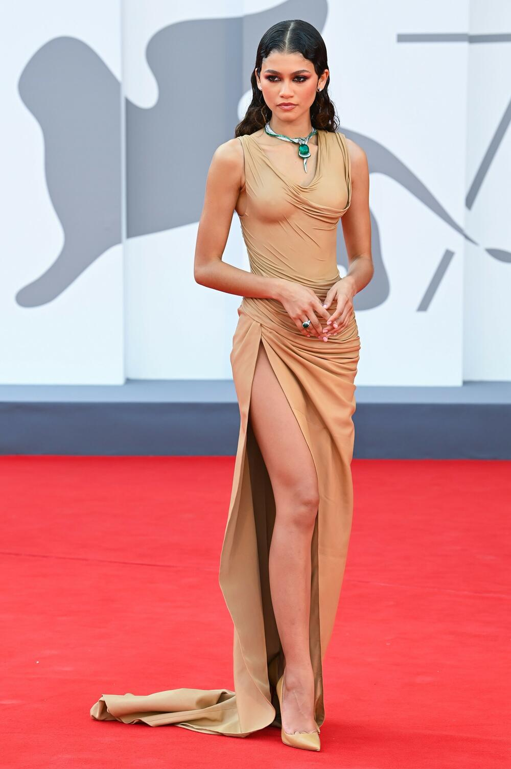 <p>Na78. Filmskom festivalu u Veneciji će ostati upamćena kaodramska umetnica sa potencijalom i posebnom harizmom.</p>
