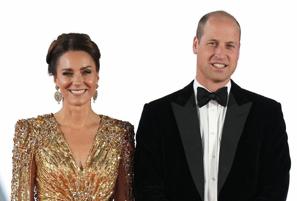 <p>U Londonu je sinoć održana premijera filma <em>No Time to Die</em>, o tajnom agentu Džejmsu Bondu, a među onima koji su prošetali crvenim tepihom našli su se vojvoda i vojvotkinja od Kembridža</p>