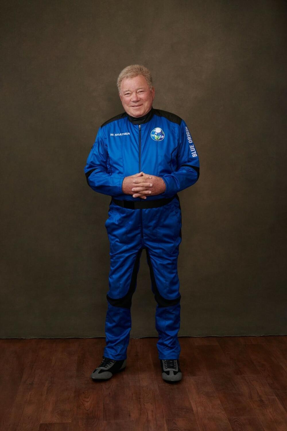 Vilijam Šatner leti u svemir