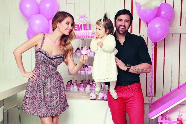 prvi rodjendan organizacija Biljana i Janko Tipsarević: Voleli bismo da imamo troje dece  prvi rodjendan organizacija