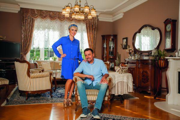 Olja i Dragan Kojić Keba otvaraju vrata luksuznog doma: Voleli ...