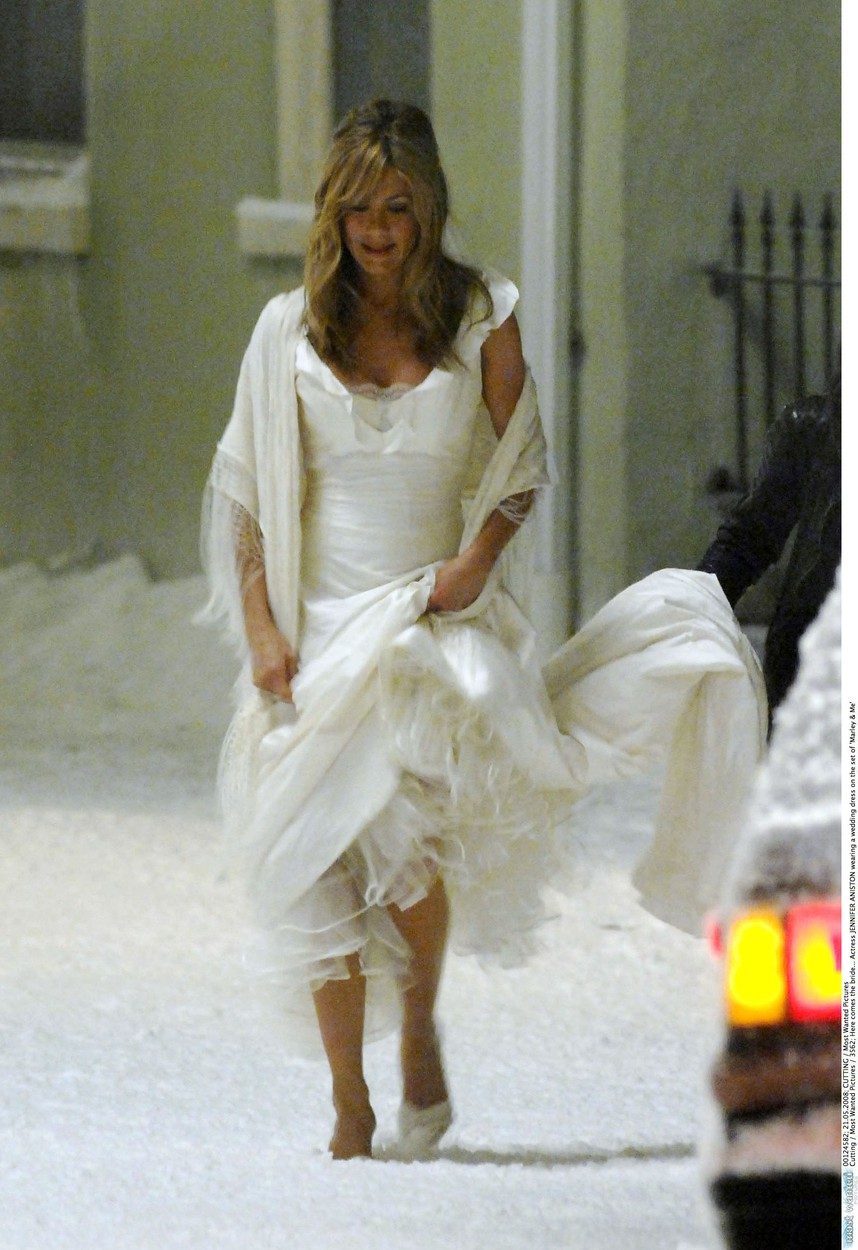 Дженнифер энистон свадьба фото